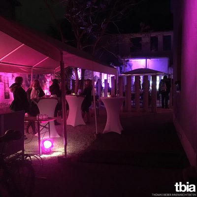 interior design 2019 - get together @ tbia - Thomas Bieber InnenArchitekten