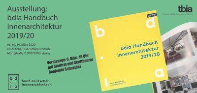 best of 2019/2020 - Die Wanderausstellung des BDIA Bund Deutscher InnenArchitekten @ Autohaus M7 Mainautomobil